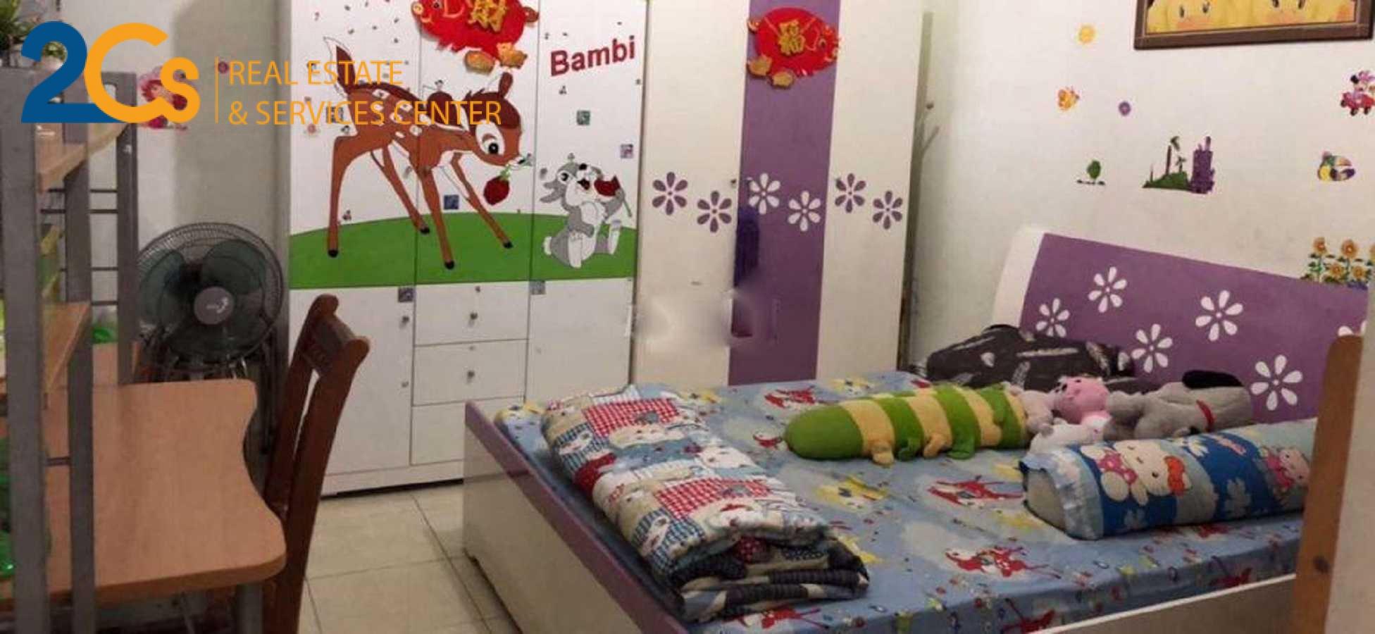 Bán căn hộ 2PN Tầng 4 Chung cư Felix Home Gò Vấp 1