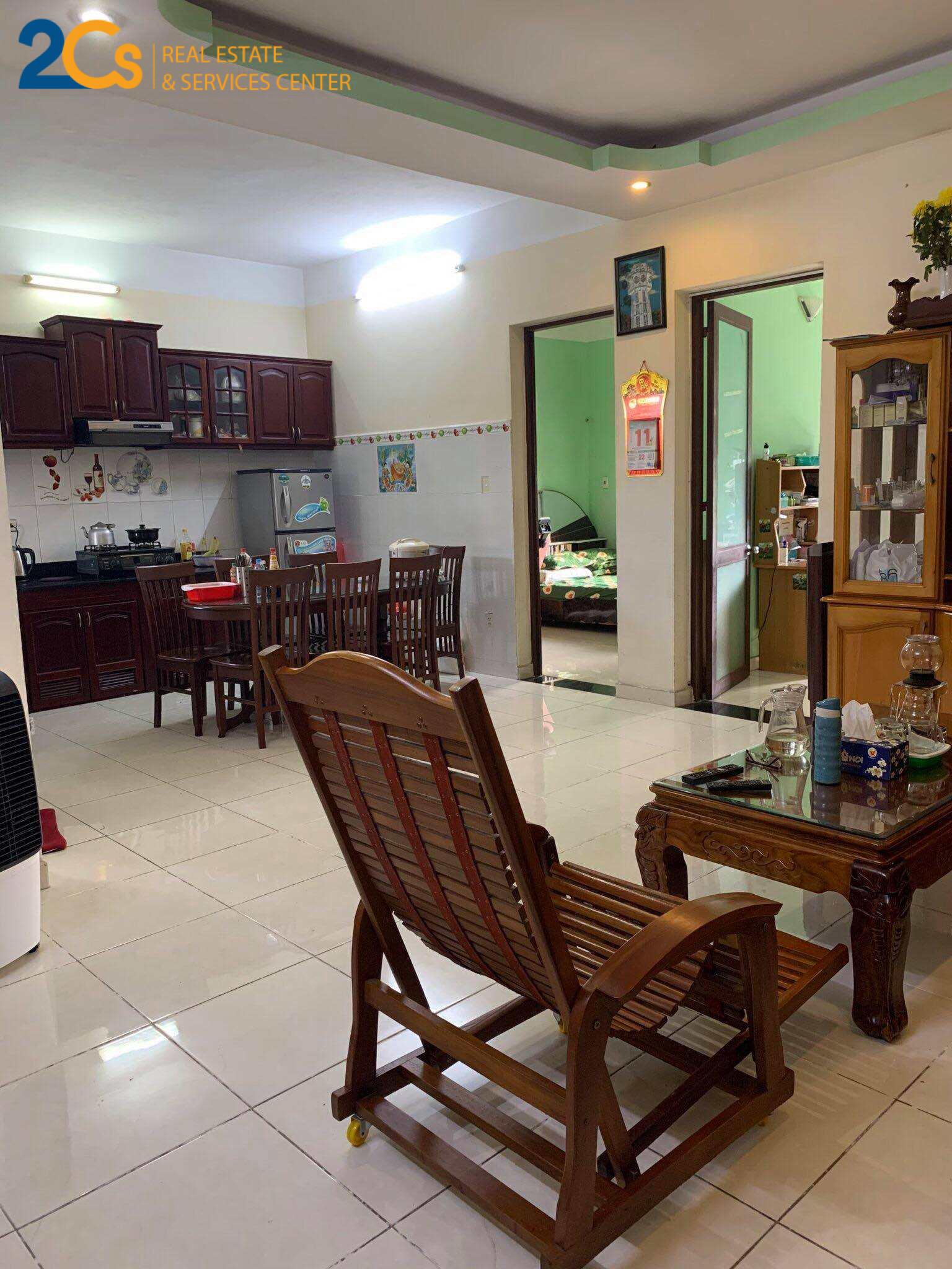 Bán căn hộ 80m2 khu chung cư Quận Đội Gò Vấp 4