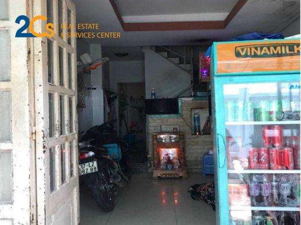 Bán gấp nhà Khu dân cư đường Trần Xuân Soạn 66.33m2 Hẻm xe hơi