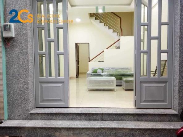 Bán nhà 1 trệt 3 lầu đường Nguyễn Nghiêm đang kinh doanh phòng trọ 1