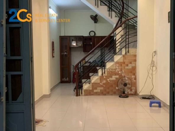 Bán nhà 39.4m2 mặt tiền HXH đường Huỳnh Tấn Phát 1