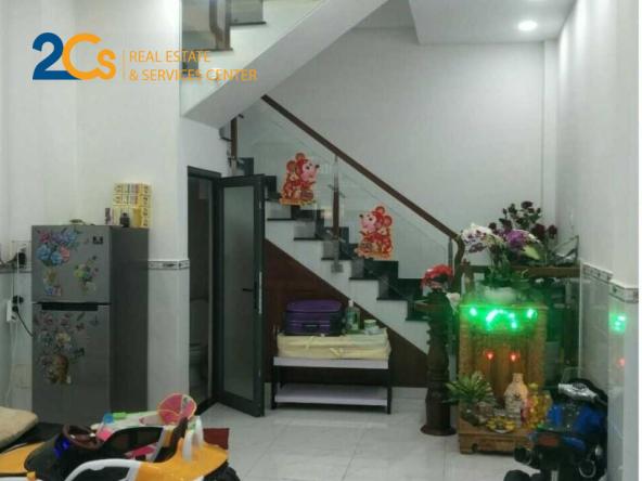 Bán nhà 41.2 m2 đường Huỳnh Tấn Phát 1