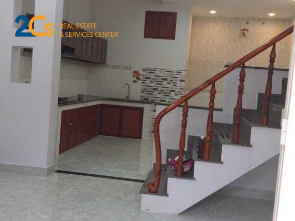 Bán nhà 50.8m2 phường Phú Thuận 2