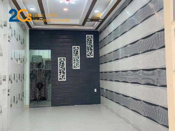 Bán nhà HXH 24m2 phường 9 Gò Vấp 4
