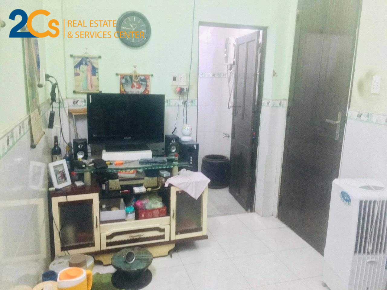 Bán nhà HXH 79.1m2 đường Trần Văn Khánh 1