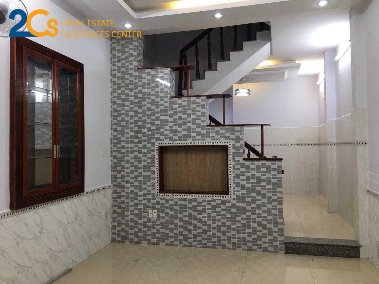 Bán nhà KDC 48m2 đường Phạm Văn Chiêu 1