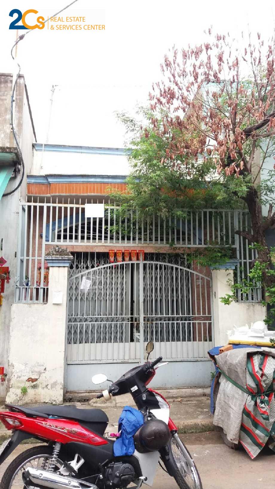 Bán nhà cấp 4 đường nhựa xe hơi 64m2 đường Thoại Ngọc Hầu 1