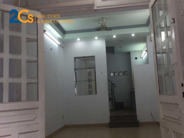 Bán nhà mới 74m2 đường Phạm Văn Chiêu 1