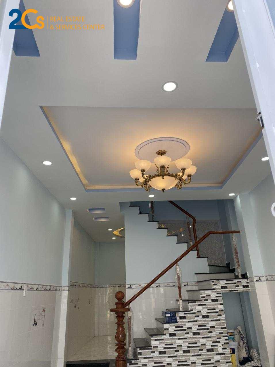 Bán nhà mới xây 40m2 Lê Văn Lương 1