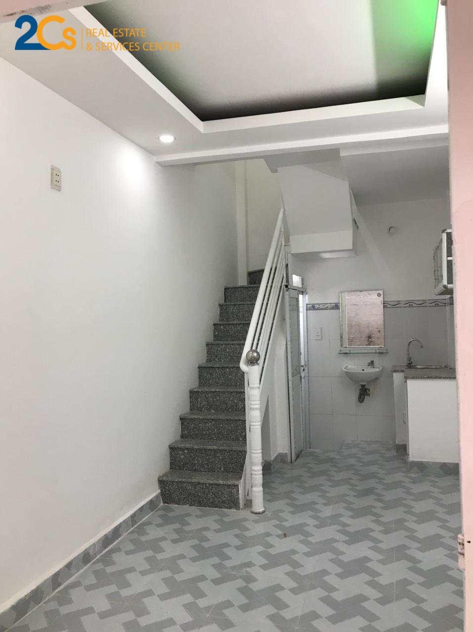 Bán nhà nhỏ xinh 13m2 đường Đinh Tiên Hoàng 5