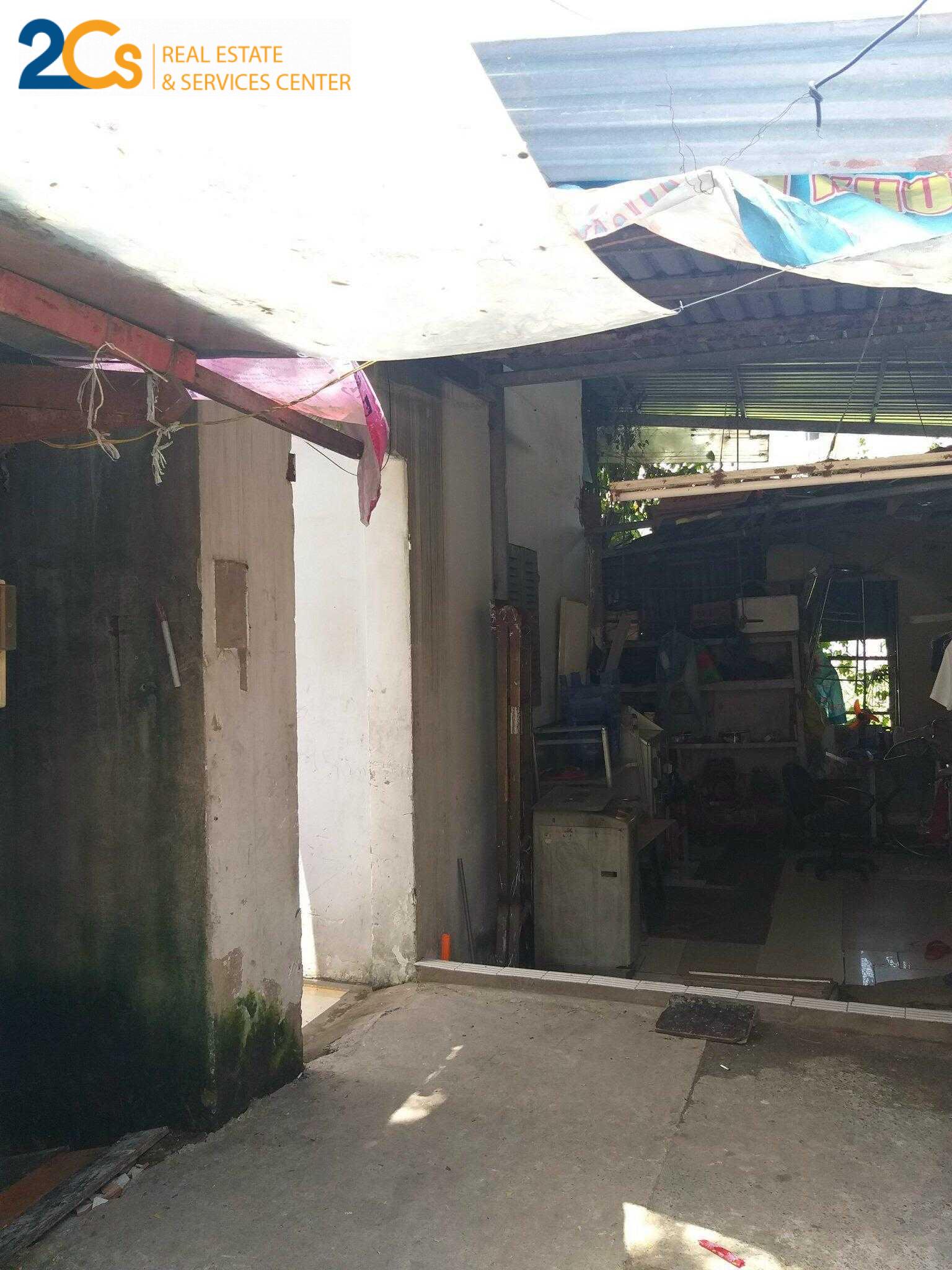 Bán nhà tiện xây mới 53.1m2 hẻm Trần Xuân Soạn 4