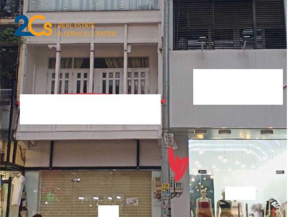 Bán nhà trung tâm thành phố 86.7m2 đường Nguyễn Trãi 3