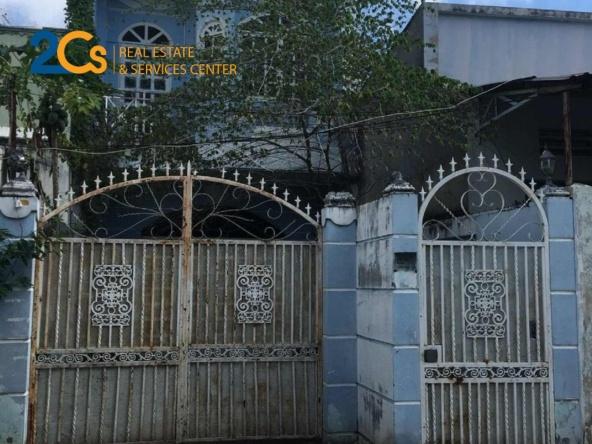 Bán nhà cũ hẻm xe hơi 8 m 121m2 đường Huỳnh Tấn Phát thích hợp mua về để ở và đầu tư kinh doanh.