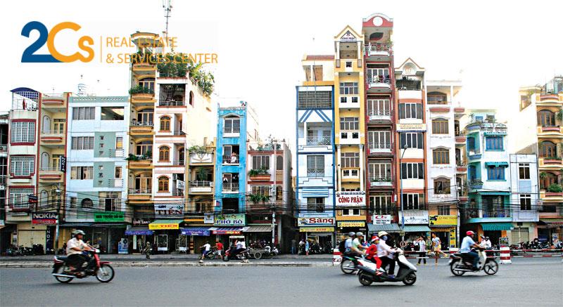 Nhà ở giá rẻ tại Thành phố Hồ Chí Minh