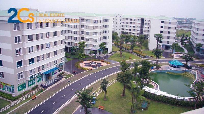 Tổ hợp nhà ở giá rẻ tại TP Hà Nội