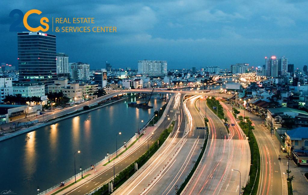 Với hạ tầng ngày càng phát triển tạo đà bứt phá cho bất động sản khu Tây