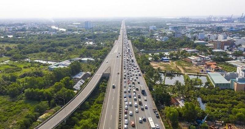 Giao thông kết nối các Khu vực thuận tiện