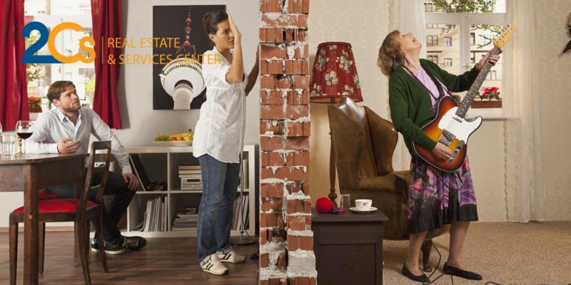 Tiếng ồn ở căn hộ chung cư là vấn đề nhức nhối của nhiều gia đình