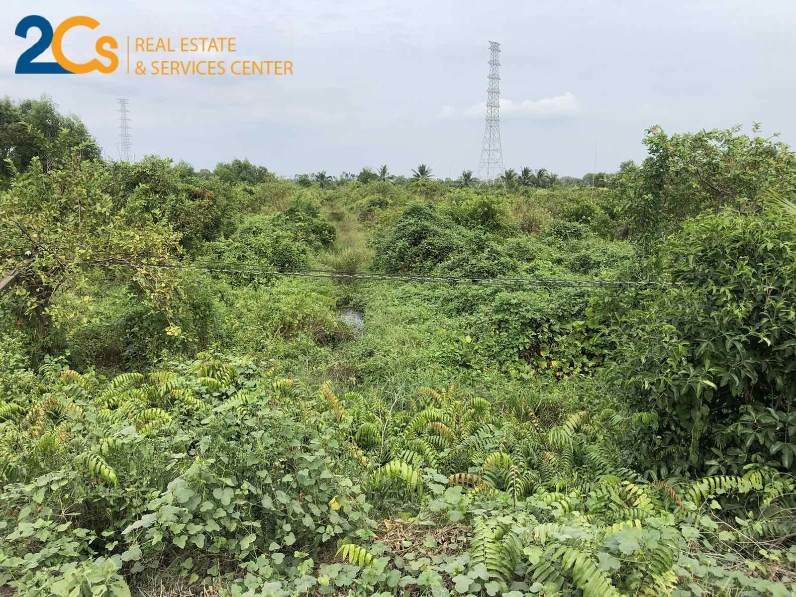 Cần bán gấp lô đất tại xã Thạnh Hòa, Huyện Bến Lức, Tỉnh Long An Diện tích: 23219.9m2 Giá bán : 9,7 tỷ (chỉ khoảng 420.000vnd/m2)