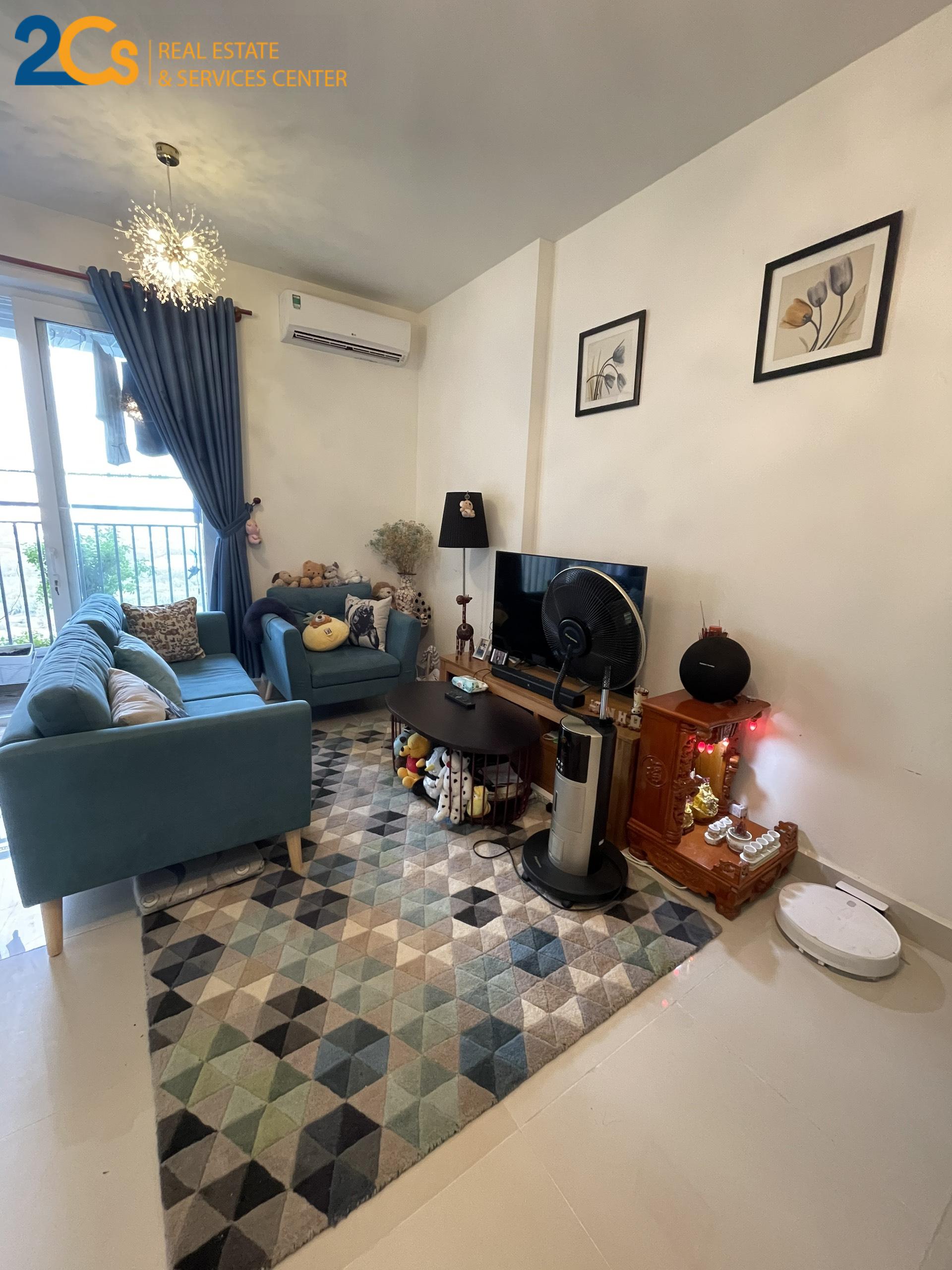 Bán căn hộ tầng 22 Block B4 The Park Residence – Full nội thất