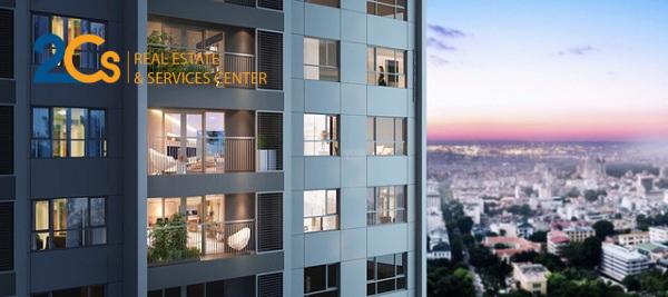 Các căn hộ chung cư ngày nay có thiết kế thông minh và nhiều tiện ích
