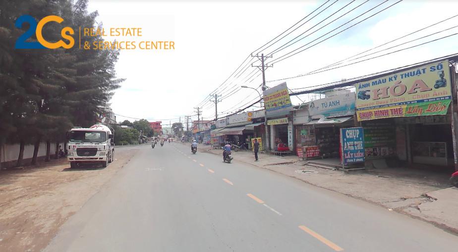 Vị trí: mặt tiền đường Nguyễn Văn Tăng, phường Long Thạnh Mỹ, TP Thủ Đức Diện tích: 119,6m2 Giá: 14,2 tỷ (thương lượng nhẹ cho khách thiện chí!)
