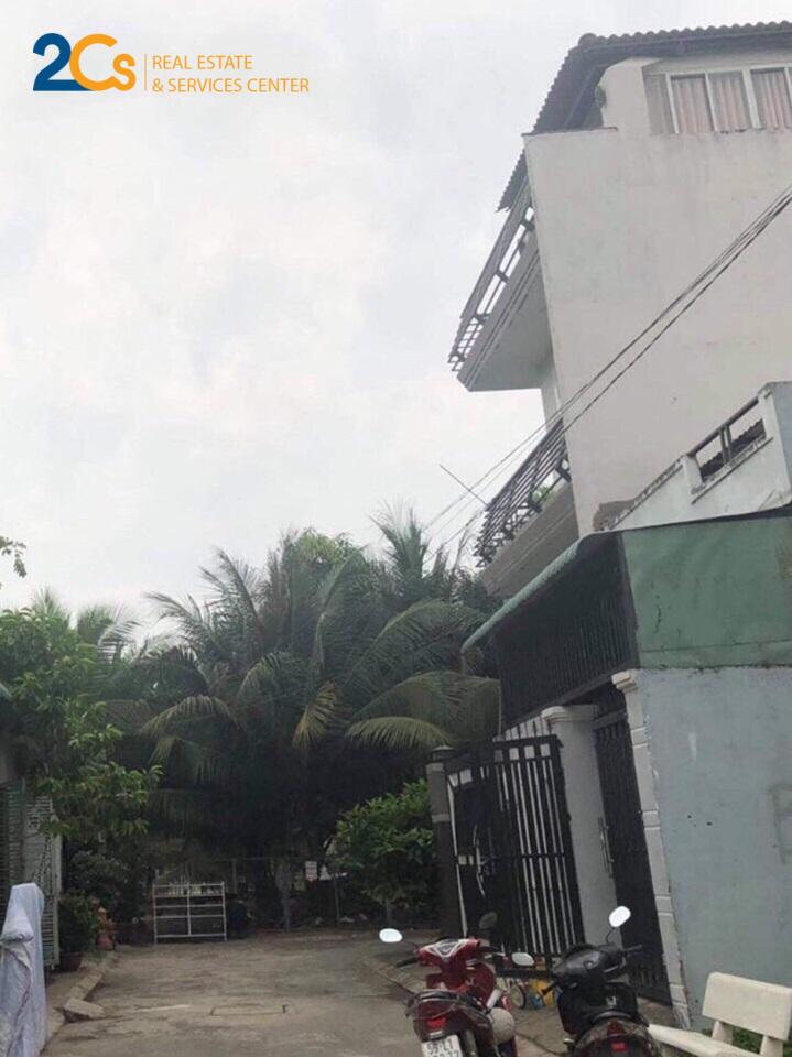 Anh Nam Smart home bán lô đất trống 54 m2 tại TP Thủ Đức, TP.HCM